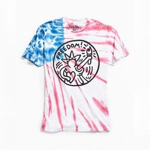 Urban Outfitters x Keith Haring Americana Tee